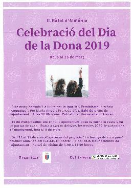 Celebració del Dia de la Dona